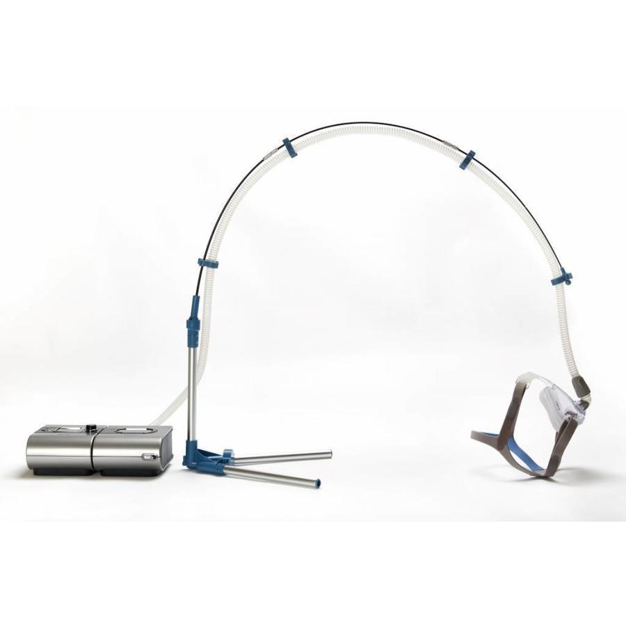 Soporte de tubo flexible