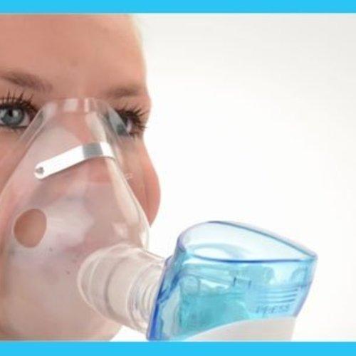 ¿Cómo usar un nebulizador?