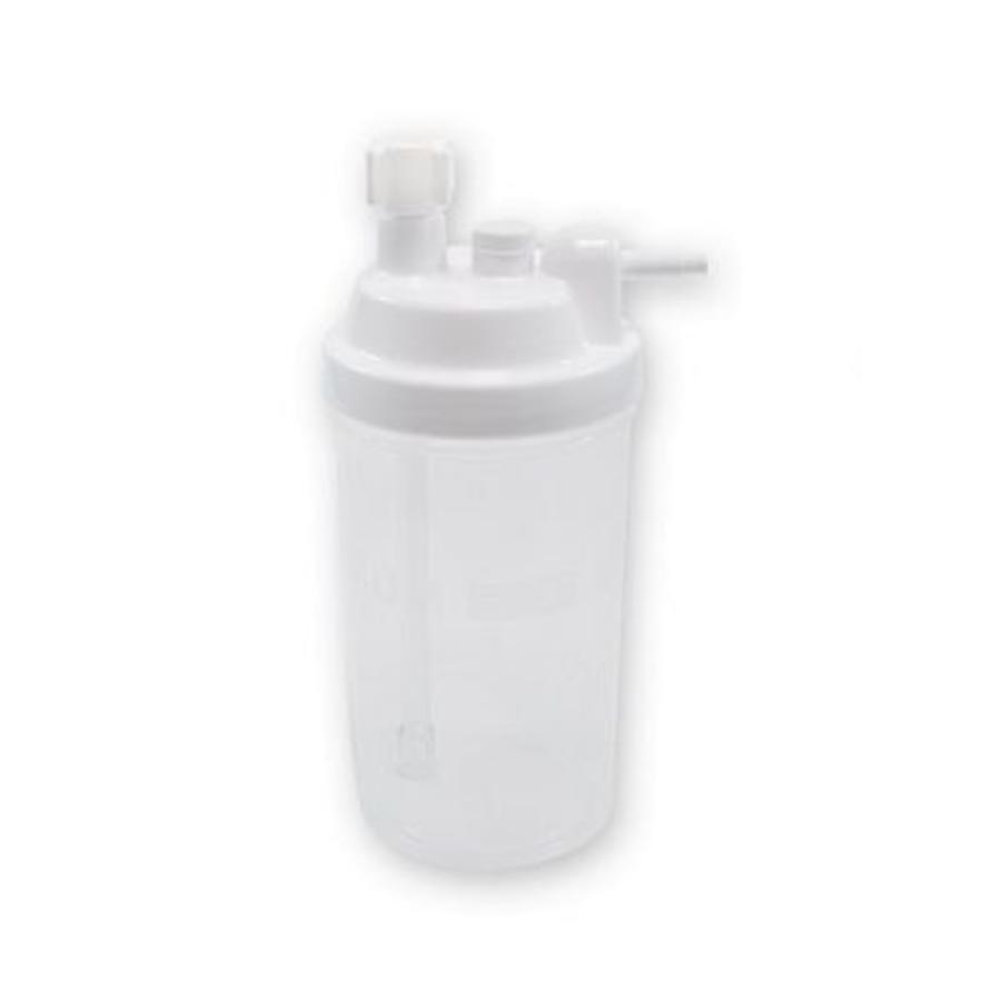 Bouteille d'humidificateur rechargeable pour concentrateur d'oxygène stationnaire