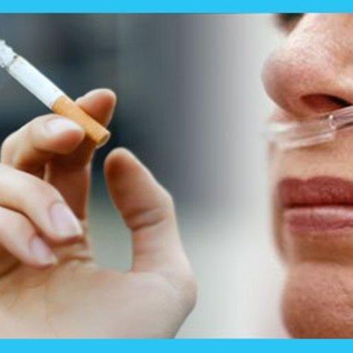 Tabagisme et oxygénothérapie