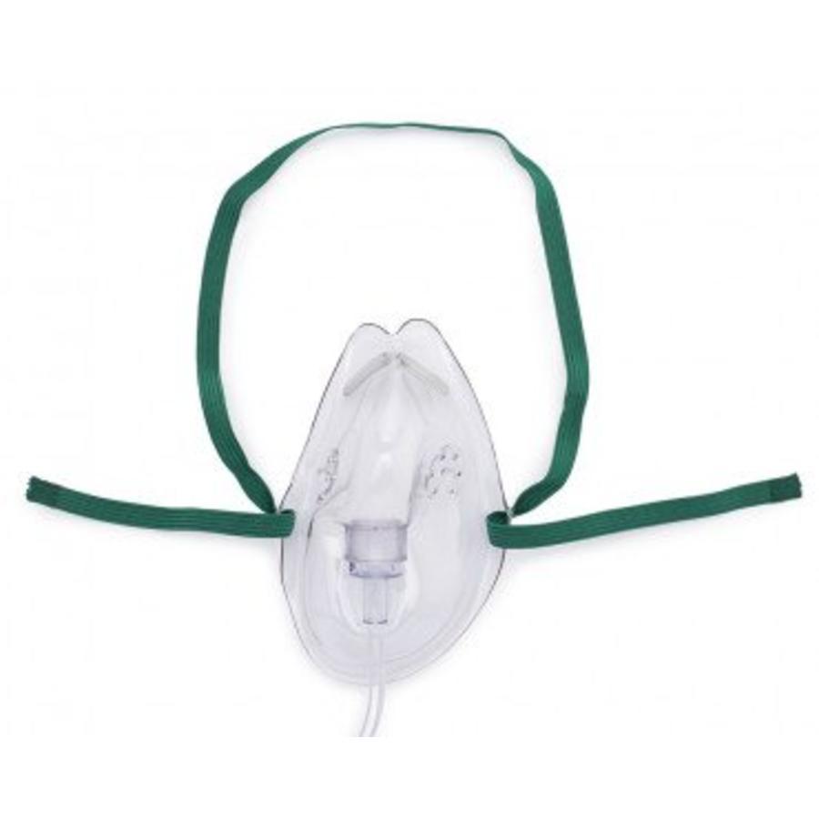 Mascarilla de oxígeno, paquete de 5