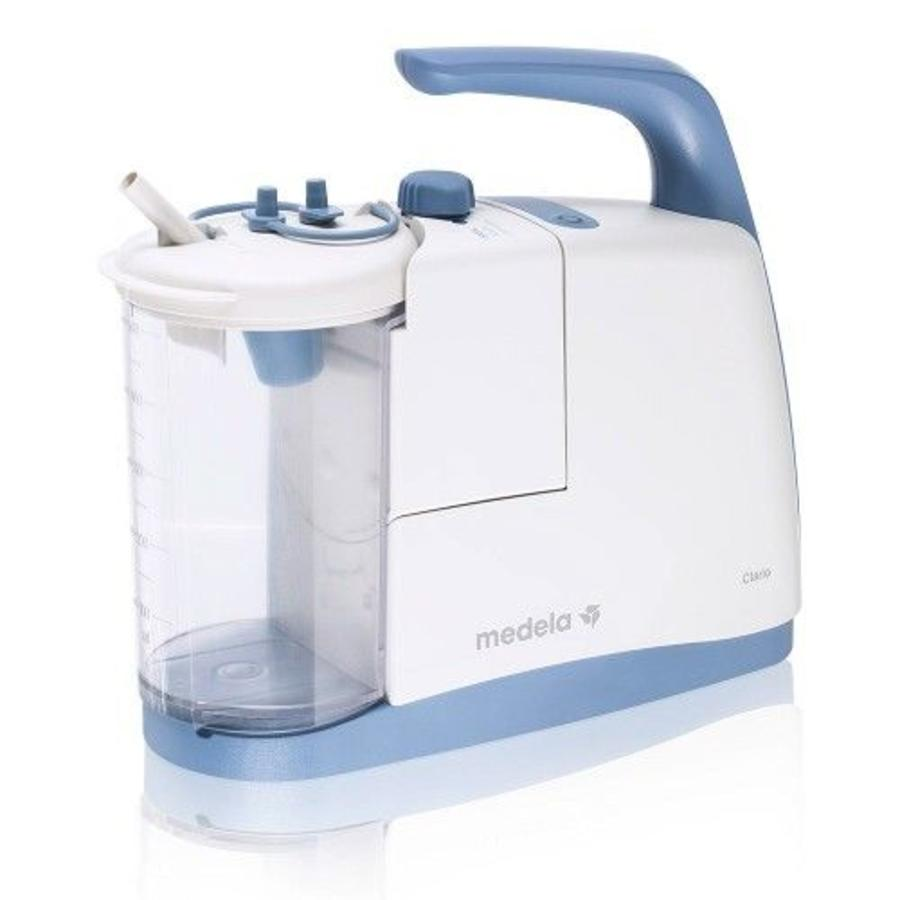 Clario home care pump with battery