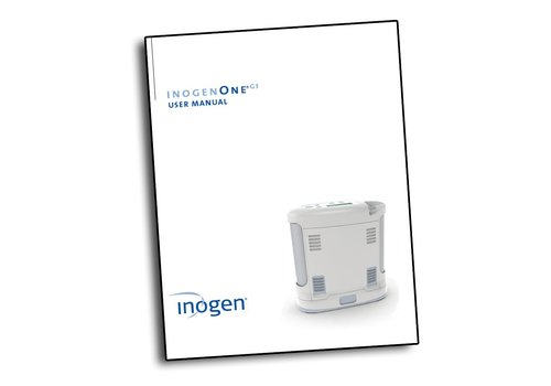 Inogen One G3 Manual del Usuario