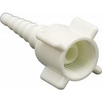 Connecteur de tube d'oxygène