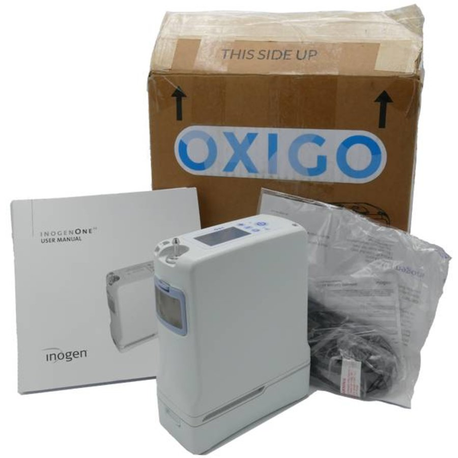 One G4 portable oxygen concentrator
