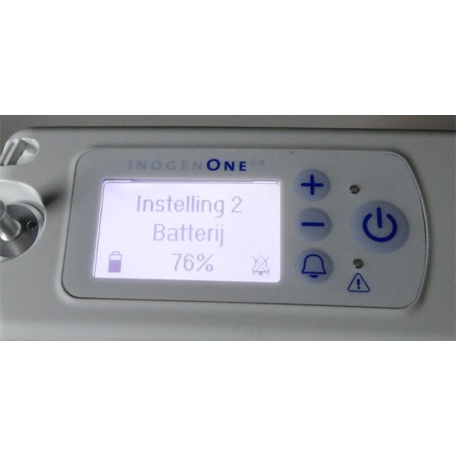 One G4 concentrateur d'oxygène portable