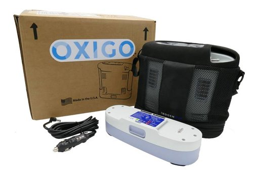 Inogen One G3 Concentrador de oxígeno, ex-demo