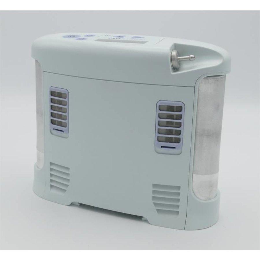 One G3 mobiele zuurstofconcentrator
