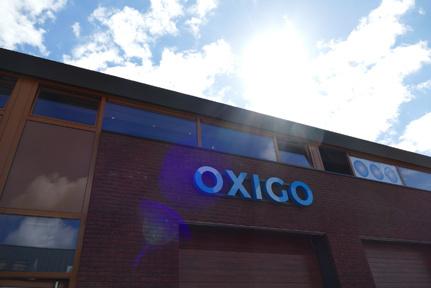 Kantoor van Oxigo