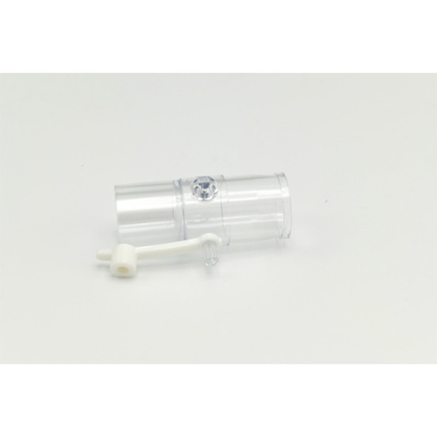 Disposable Exhalation Port for CPAP