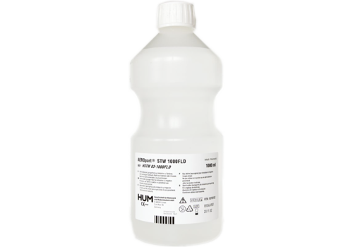 HUM Sterile Water Bottle 1L