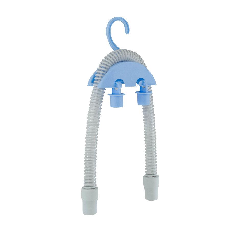 Sistema de limpieza de manguera CPAP
