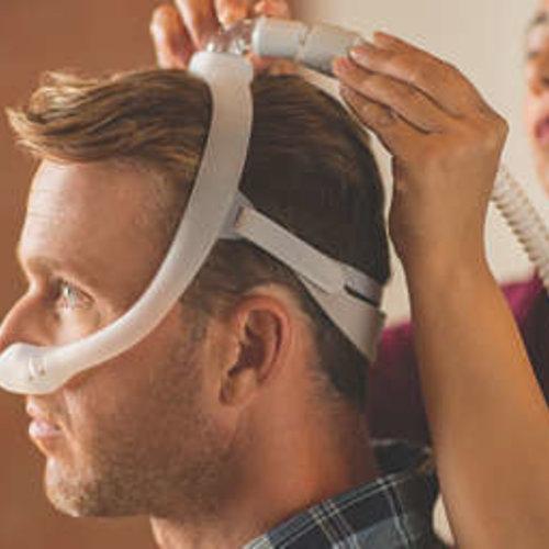 Philips DreamWear CPAP maskers