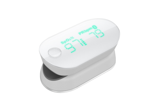 iHealth Air Medidor de saturación