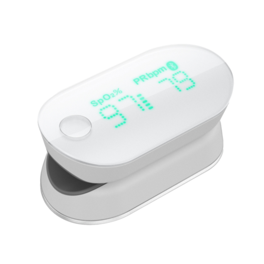 Air Pulse Oximeter