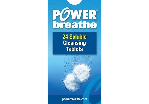 POWERbreathe Cleaning Tablets