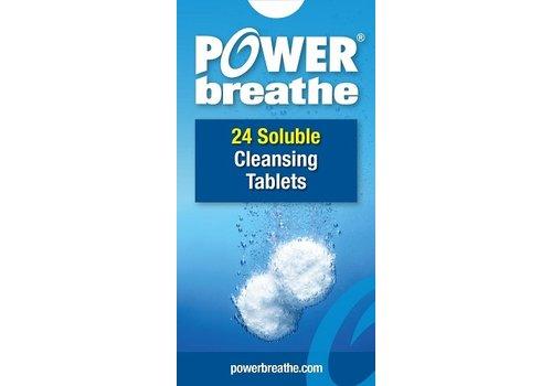 POWERbreathe Tablettes de nettoyage