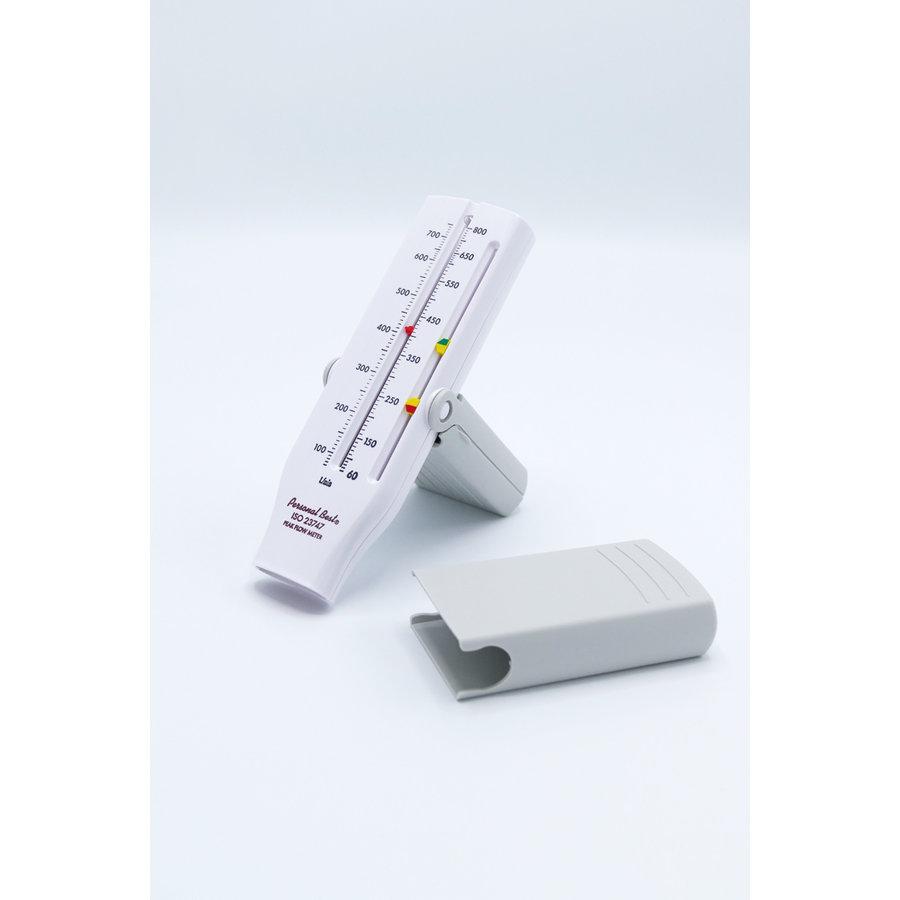 Medidor de flujo máximo