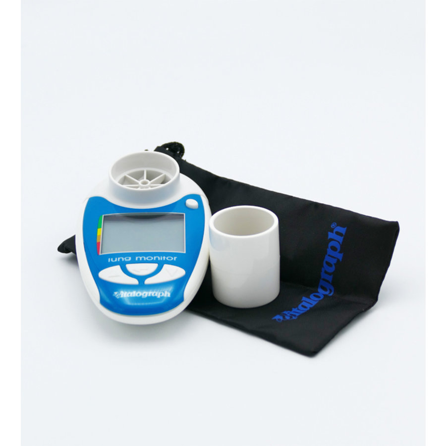 Lung Monitor Spirometer