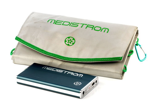 Medistrom Solar Battery Charger