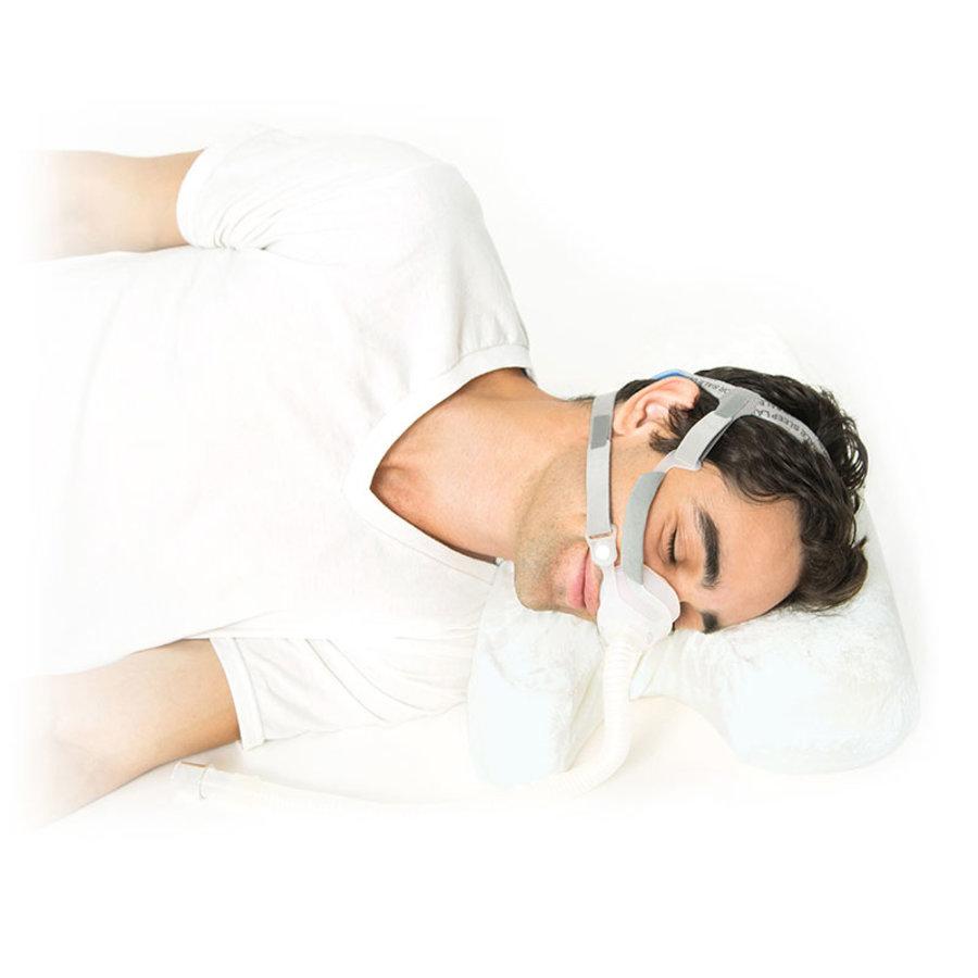Traagschuim CPAP kussen met verkoelende gel