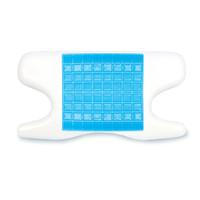 Oreiller PPC mousse à mémoire de forme PPC avec gel rafraîchissant