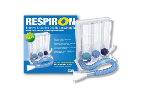 POWERbreathe Respiron Entrenador respiratorio