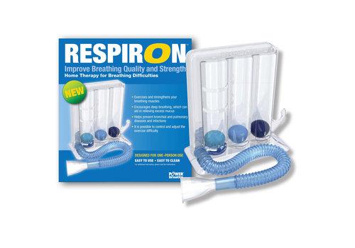 POWERbreathe Respiron Respiratory Trainer