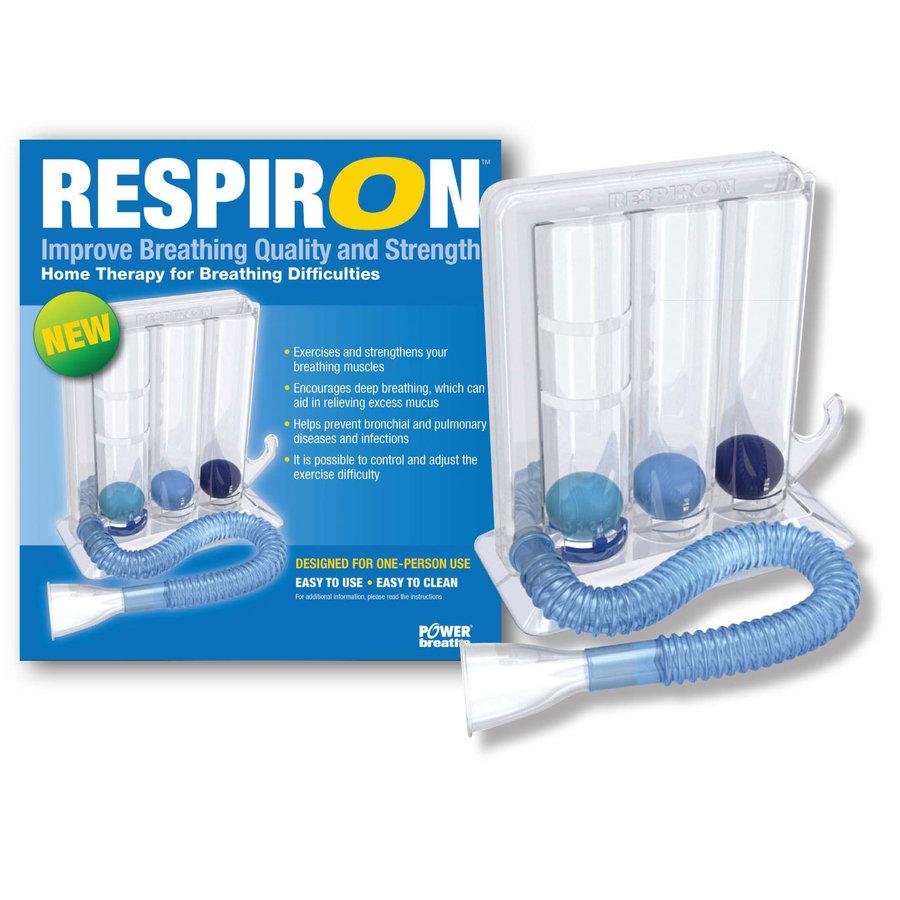 Respiron Entrenador respiratorio