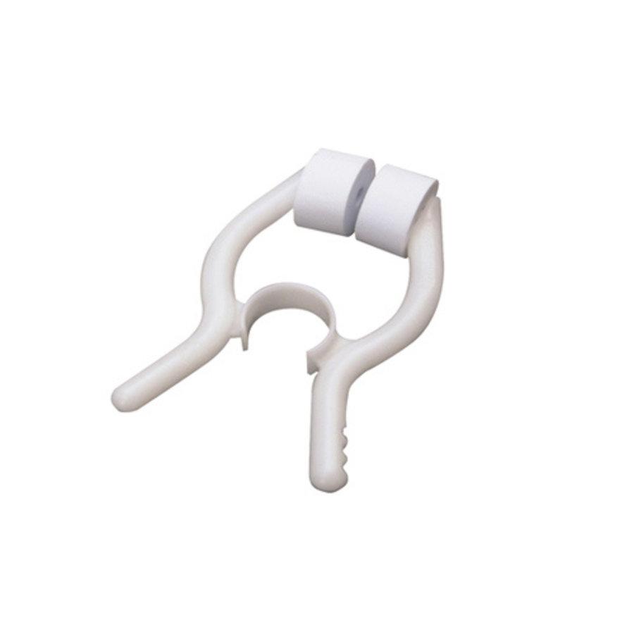 Pinces-nez pour spiromètres et entraîneurs respiratoires