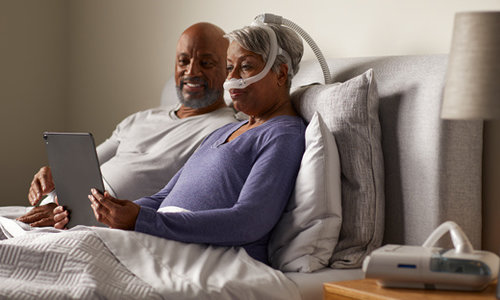 Treating sleep apnea with CPAP therapy