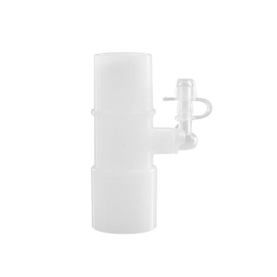 Puerto de oxígeno para CPAP