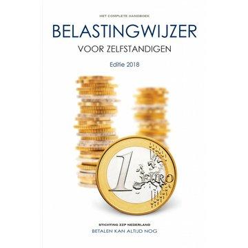 ZZP Nederland Handboek ZZP Belastingwijzer 2018