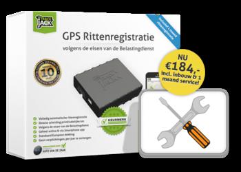 TrackJack PRO Fiscaal - Rittenregistratie
