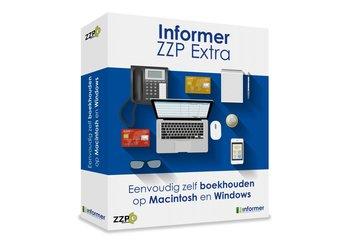 Informer ZZP Boekhouden Extra (Offline)