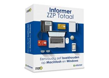 Informer ZZP Boekhouden Totaal (Offline)