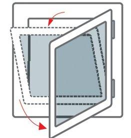 Intura - Dak/gevelraam kunststof KPVCP-R3