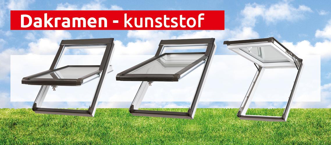 Kunststof dakramen van Intura op Dakraampje.nl