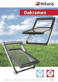Brochure Intura dakramen VGO E2 en IGOV N22 triple glas