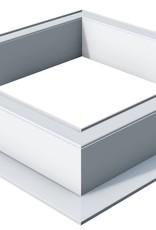 Intura - Extra verhoogde opstand 15cm voor platdakramen - Intura PGD