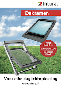 Cover brochure Intura dakramen - aug 2020