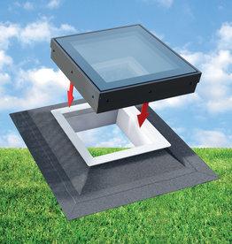Intura - Lichtkoepel renovatiemodule - vaste uitvoering
