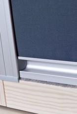 Intura - Multistop rolgordijnen aluminium frame voor houten dakramen