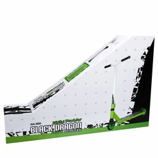 Black Dragon® Stunt Scooter Vert Racer - ZGW