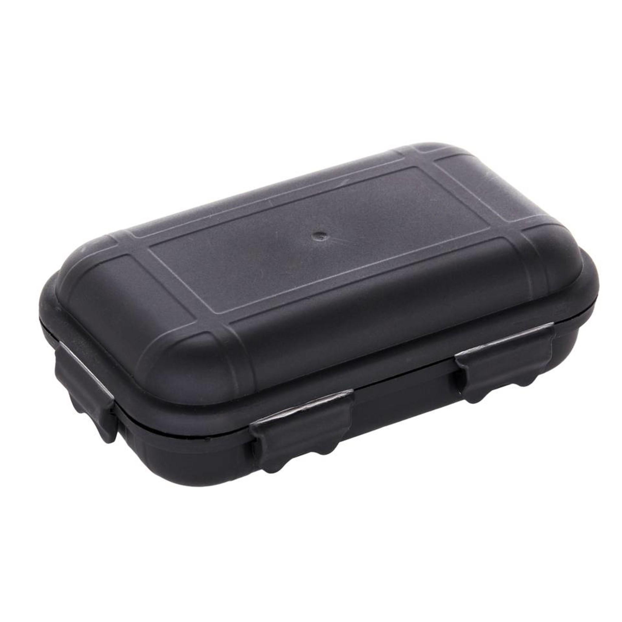 Survival Kit Waterproof Zwart, Overlevingsset