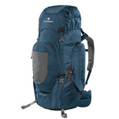 ddf84799e54 Ferrino Front Loader Backpack Chilkoot 75L Blauw 80x46x32 cm