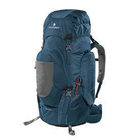 Ferrino Front Loader Backpack Chilkoot 75L Blauw 80x46x32 cm