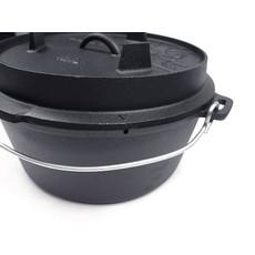 Valhal Outdoor Dutch Oven 8 Liter