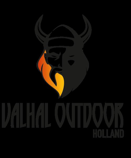 Valhal Outdoor Opbergkist voor Dutch Oven - Hout