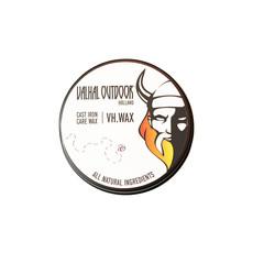 Valhal Outdoor Verzorgings Wax voor Gietijzer